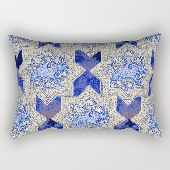 Oleum philosophorum Rectangular Pillow