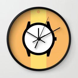 #87 Watch Wall Clock