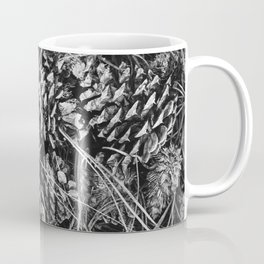 Pine Cone Pileup Coffee Mug