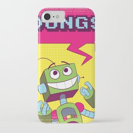 DONGS.EXE iPhone Case