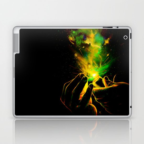 Light It Up! Laptop & iPad Skin