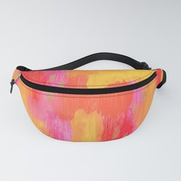 Sunrise Abstract Fanny Pack