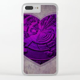 Wondrousness Clear iPhone Case
