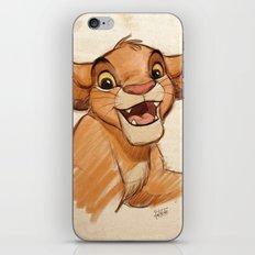 Simba iPhone & iPod Skin