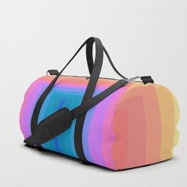 Geometric design, The Portal Duffle Bag
