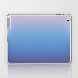 Ombre Pink Blue Ultra Violet Gradient Pattern Laptop & iPad Skin
