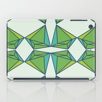 emerald iPad Cases featuring Emerald by Tess Ellis