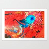 Abstract 2014 Art Print