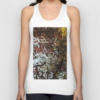 montana Tank Tops featuring Montana Shop, Brussels by Snerk One
