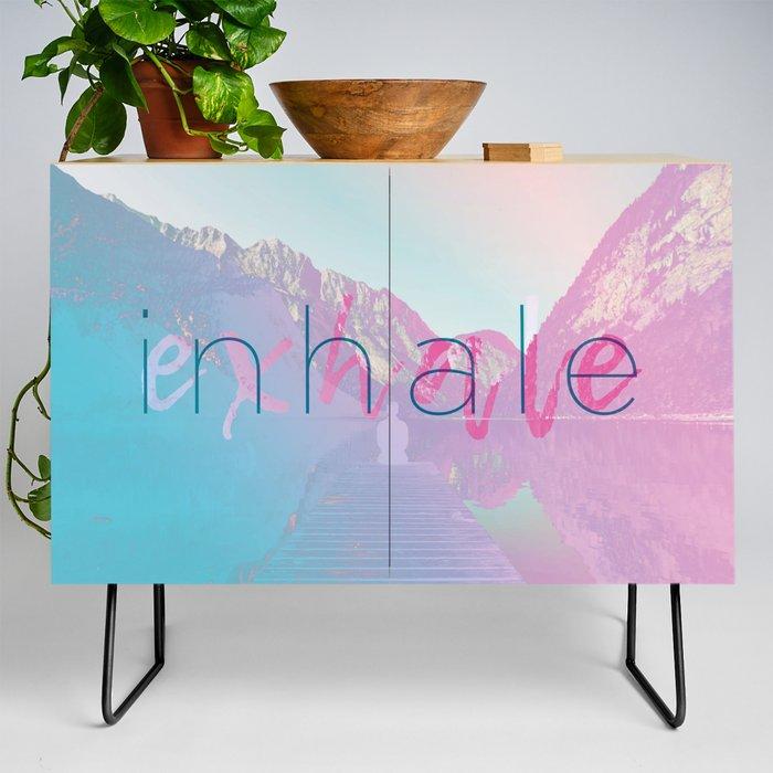 Inhale / Exhale Credenza