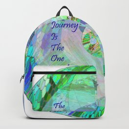 The Only Journey Is The One Within / Rilke Backpack