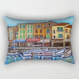 Colours of Cassis Rectangular Pillow