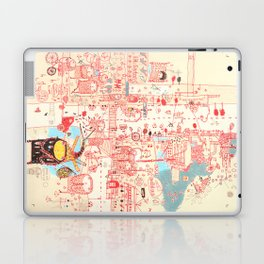 Stranger Laptop & iPad Skin