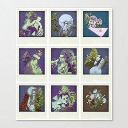 Punk AF Canvas Print