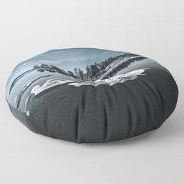 Only pieces left Floor Pillow