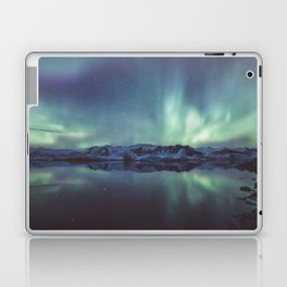 Jokulsarlon Lagoon - Landscape and Nature Photography Laptop & iPad Skin