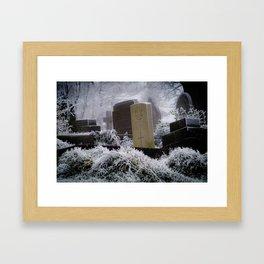 Beautiful strangers... Framed Art Print