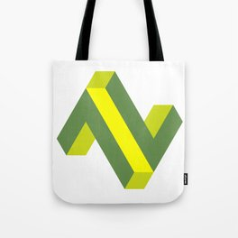 Illusion II Tote Bag