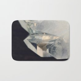 Crystal and Clear Bath Mat