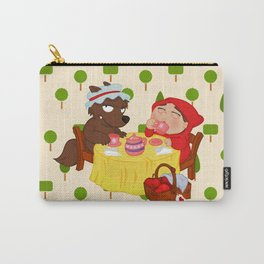 Little Red Riding Hood Carry-All Pouch