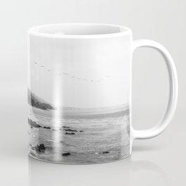 Malibu California Coastline - Leo Carrillo State Park Coffee Mug