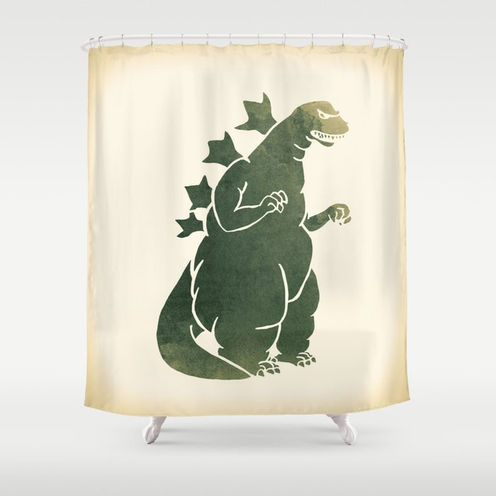 Godzilla - King of the Monsters Shower Curtain