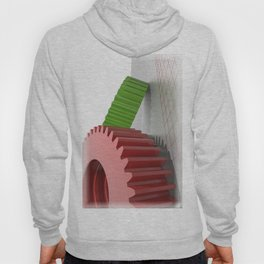 Precision mechanics Hoody