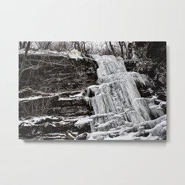 Ichabod Crane Metal Print