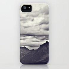 Mountain Lake Black and White iPhone (5, 5s) Slim Case