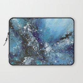 Ocean Abstract Art Laptop Sleeve