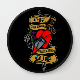 Sailor Jerry Wall Clock