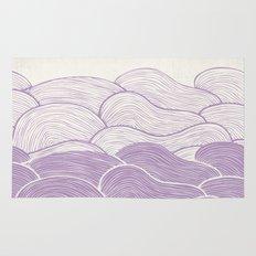 The Lavender Seas Rug