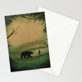 The Jungle Book by Rudyard Kipling Stationery Cards