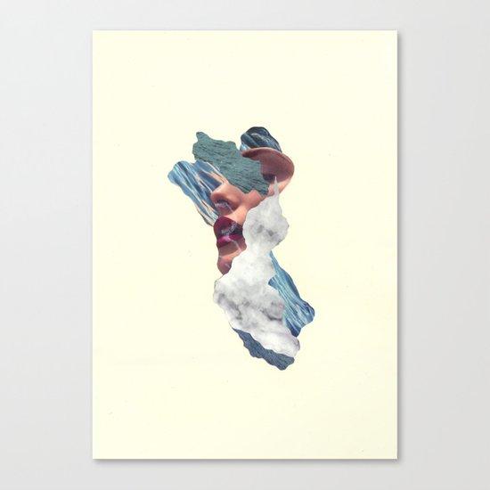 M'Ocean Canvas Print