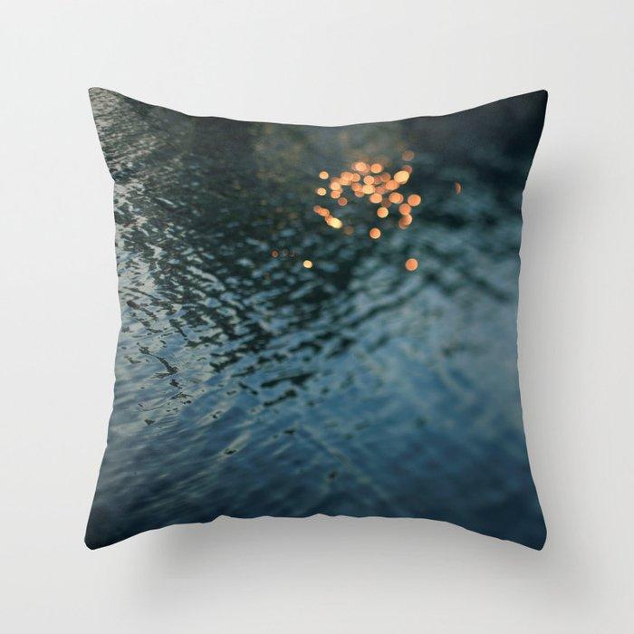 Citrine Throw Pillow By Aliciabock Society6