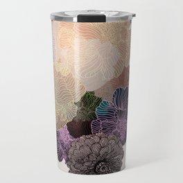 Florals // Pattern III Travel Mug