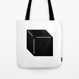 Shapes Cube Tote Bag