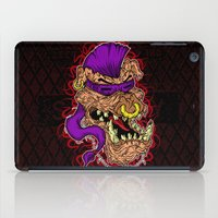 bebop iPad Cases featuring Bebop is infected! by DesecrateART (Infected)