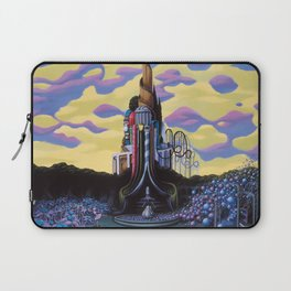 Our Monument To Each Pressing Memory Laptop Sleeve