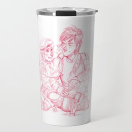 Astrid and Huccup Travel Mug