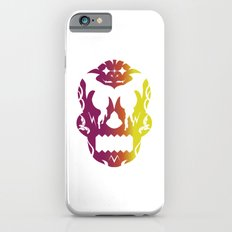 Bloodlust Skull Alt iPhone 6s Slim Case