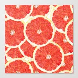 grapefruits Canvas Print