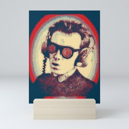 Army Of Costello Pumps It Up Mini Art Print