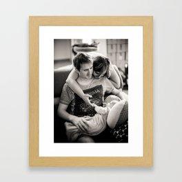 nbnvbnvbnv Framed Art Print