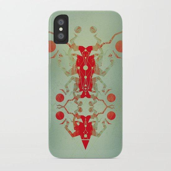 Superior Strand iPhone Case