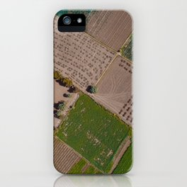 Udaipur Fields 3 iPhone Case