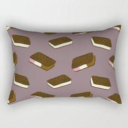 Ice Cream Sandwiches Rectangular Pillow