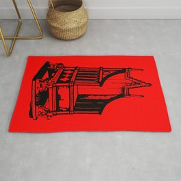 Coronation Chair Rug