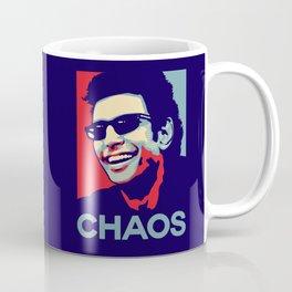 'Chaos' Ian Malcolm (Jurassic Park) Coffee Mug