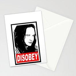 Disobey Davis Stationery Cards